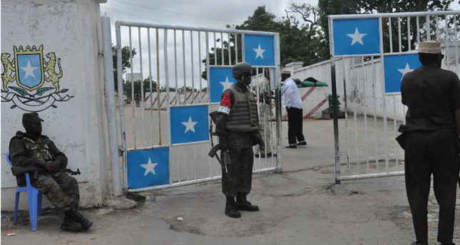Al Shabaab launch attack on Somalia's presidential compound
