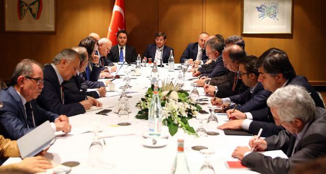 PM Davutoğlu invites EU to be loyal on agreements
