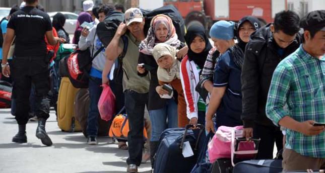 UN warns of displacement crisis in Libya