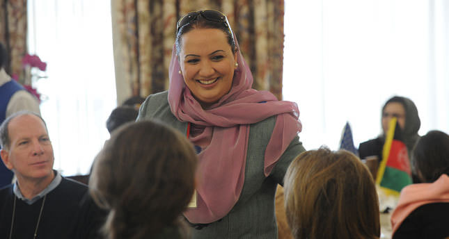 Female Afghan MP survives suicide attack