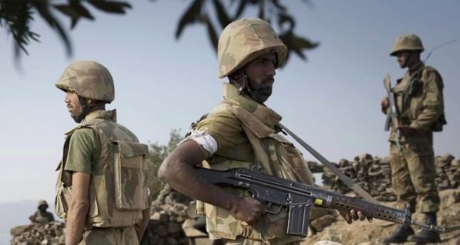 Pakistani army kills 1,200 militants
