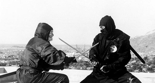 Bosnian ninjas gather under the roof of Ninjutsu samurai club
