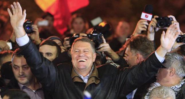 Romania's ethnic German mayor scores surprise victory, winning presidential runoff