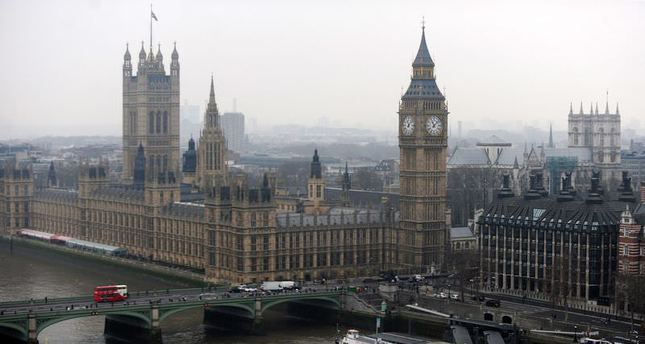 British parliament partly evacuated due to bomb fear