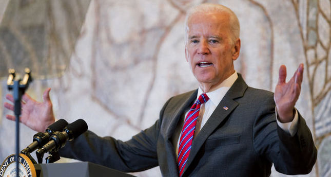 US Vice President Biden to visit Turkey