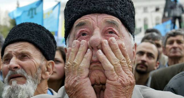 HRW reveals serious human rights abuses against Crimean Tatars