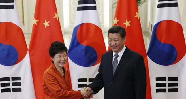 China: FTA with S.Korea may be effective in 2015