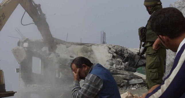 Israel to demolish homes amid increased tension