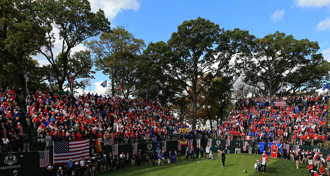 Turkey aims to host the 2022 Ryder Cup