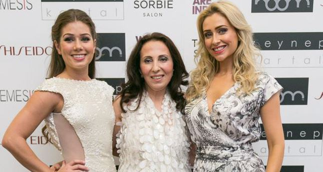 Famous Turkish fashion designer returns home