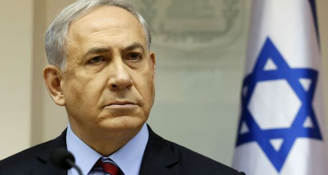 Israel to 'respond with a heavy hand' to synagogue attack: Netanyahu