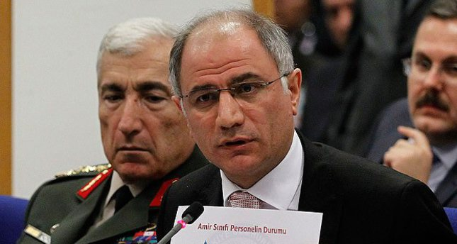 Turkish Interior Minister says no plans for establishing 'security ministry'