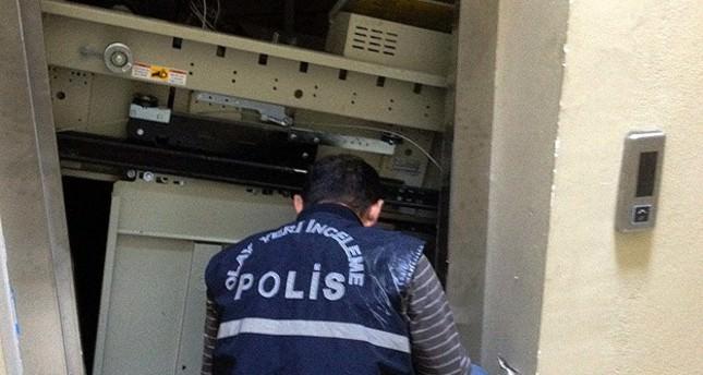 Seven injured in elevator accident in northwest Turkey