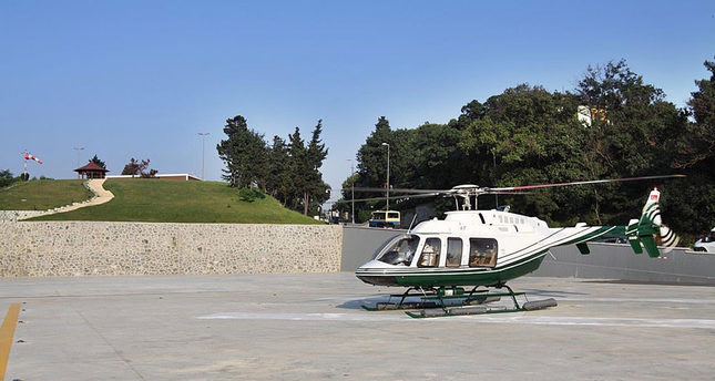 New heliports to change the face of transportation in Istanbul