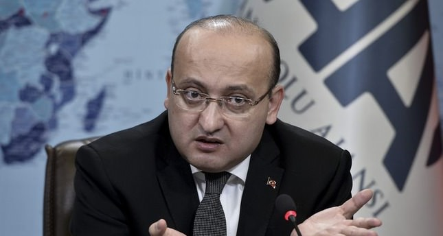 Turkish deputy PM Akdoğan blames opposition for exploiting Alevis
