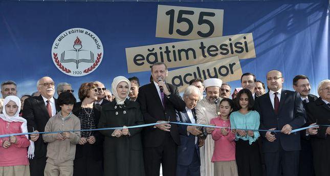 Erdoğan remembers dark times for conservatives