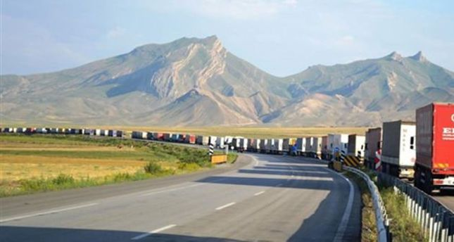 Turkey and Iran agree on truck fee