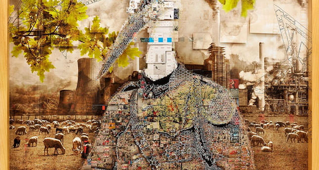 'Merz 3000 - The Future is Collage'