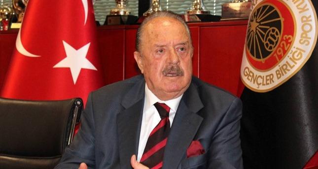 Turkish football chairman wanting beard ban apologizes