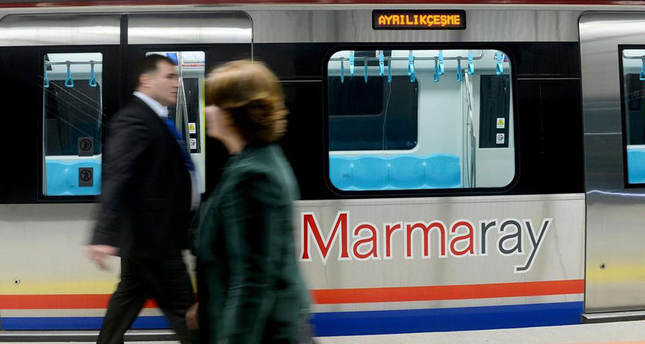 Istanbul to spend TL 2 Billion on rail network in 2015