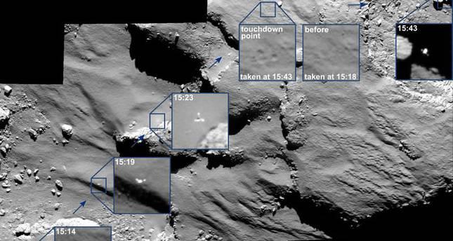 Comet lander Philae detects organic molecules, basis of life: scientists