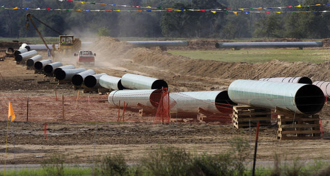 US Senate Rejects Keystone XL pipeline