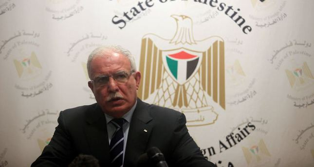 Palestinian FM hails Spanish parliament's symbolic recognition of Palestine state