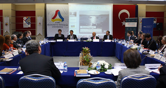 Panelists point to have better future with cooperation between Turkey and EU