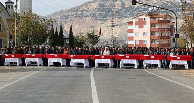 Funeral ceremony held for eight miners retrieved from flooded mine