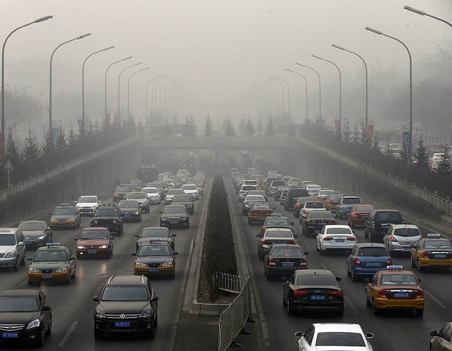 China to downscale energy use by 2020
