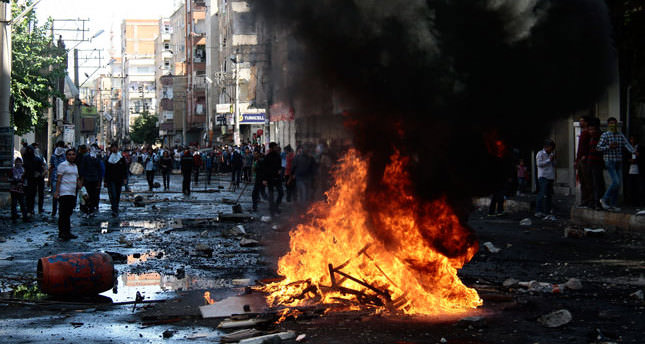 Penalizing members for deadly protests not on HDP agenda