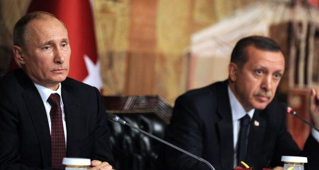 Putin visits Turkey to strenghten trade ties
