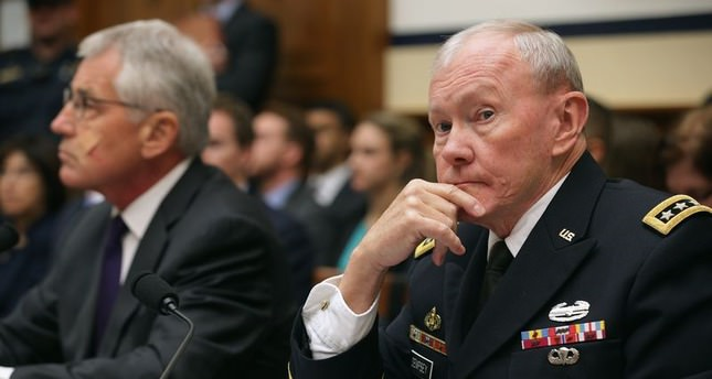 US General Dempsey says his mission is to destroy ISIS, not overthrow Assad