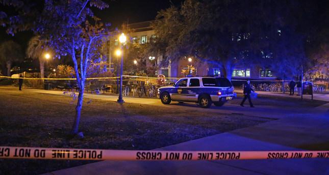 Three people shot on Florida State University campus, gunman killed