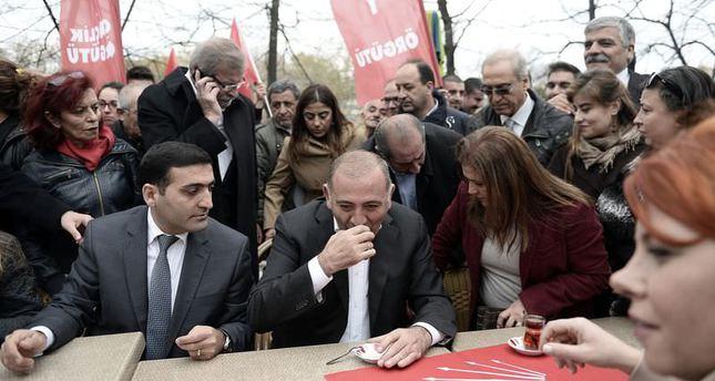 CHP renews Gezi Park debate despite pledge for plebiscite