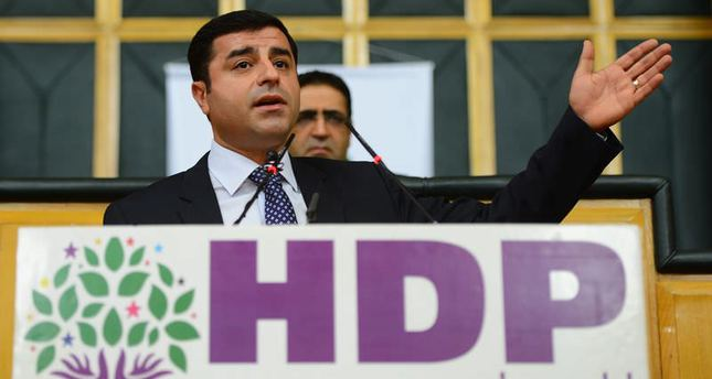 Demirtaş calls on PKK administration to adopt softer discourse on reconciliation