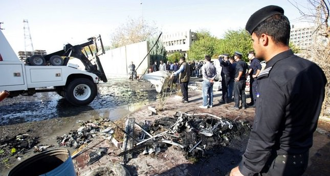 Turkey condemns suicide attack in Iraq which killed five people