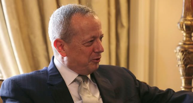 US' Syria policy does not include toppling Assad: US General Allen