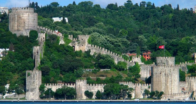 Ancient Bosporus fortress at risk of collapse