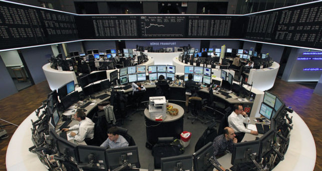 European shares hit by weaker-than-expected eurozone data