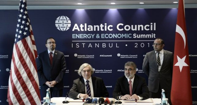 Turkey, US ink wind energy deal at Atlantic council summit