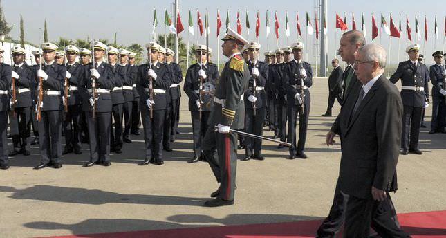 Algeria and Turkey plan partnerships in African market