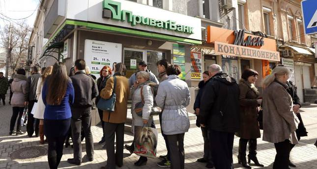 Crimean depositors ask: Where has our money gone?