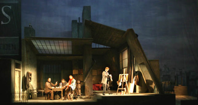 Puccini's 'La Boheme' to be performed in Mersin