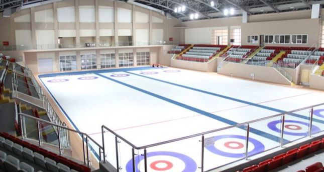 Turkey seeks to enter curling arena
