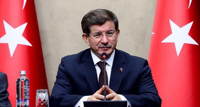 PM Davutoğlu praises new political atmosphere in Iraq