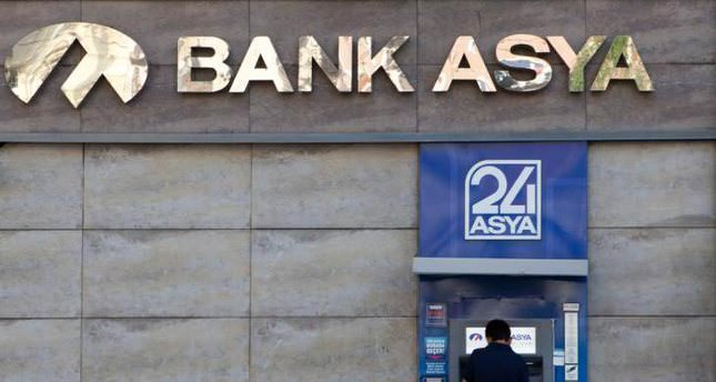 Gülenist Bank Asya closes 80 branches, lays off 1,708 employees