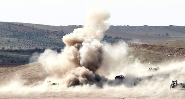 ISIS targeted in 30 airstrikes by US-led coalition