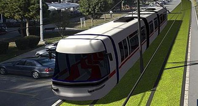 EBRD co-finances light-rail network in Izmir