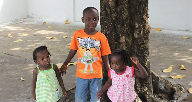 Liberian Ebola orphans fight for survival